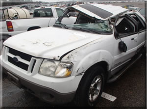 Ford Explorer Rollovers & Defects