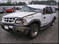 rollover with severe roof crush to Jeep Grand Cherokee, Massive roof collapse defects,suv rollover,roof collapse,roof failure,defects, welding failure, product liability lawsuit, lawyer,suv rollovers,lawsuit,recall ,Texas,attorney